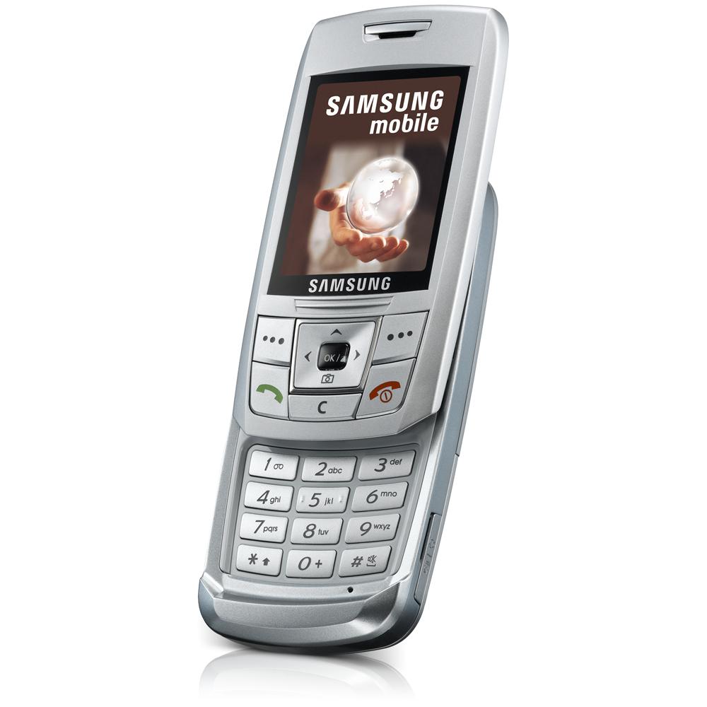 Samsung Schiebehandy