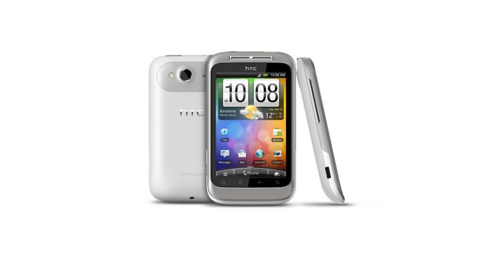 HTC Wildfire S- Das kleine Smartphone aus dem Hause HTC