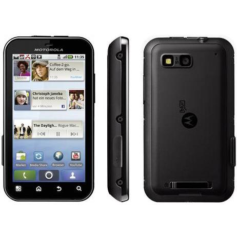 Motorola Defy – eine kompakte Bedienungsanleitung