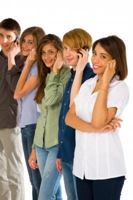 Überall telefonieren & surfen dank der D2-Netzabdeckung