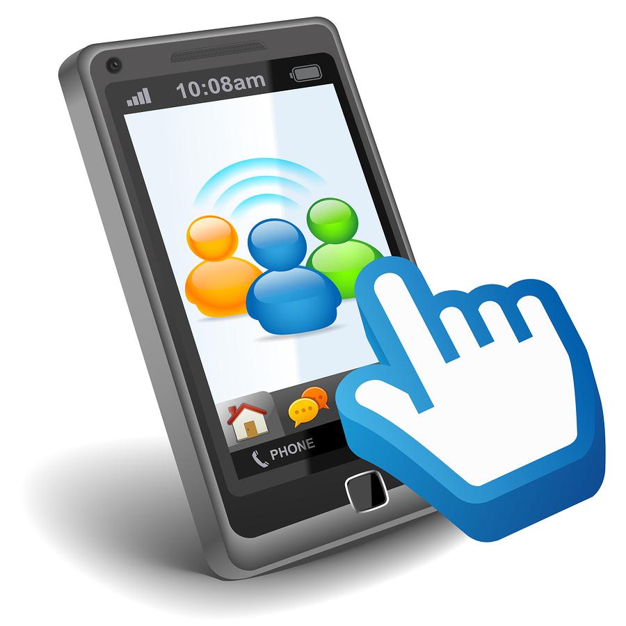 Tatsch-Handys