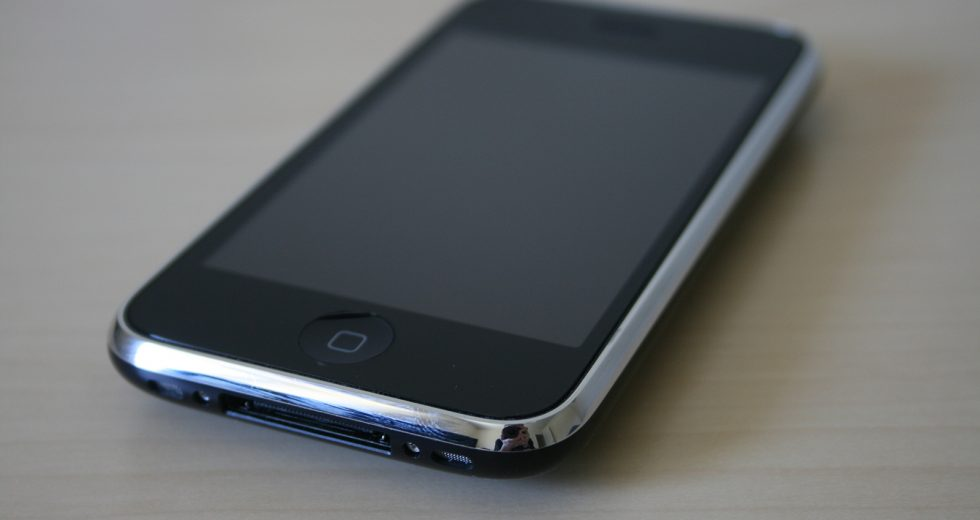 Sim-Karte einlegen beim iPhone 3GS