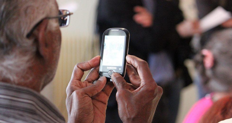 Rentnerhandy – Smartphones für Junggebliebene